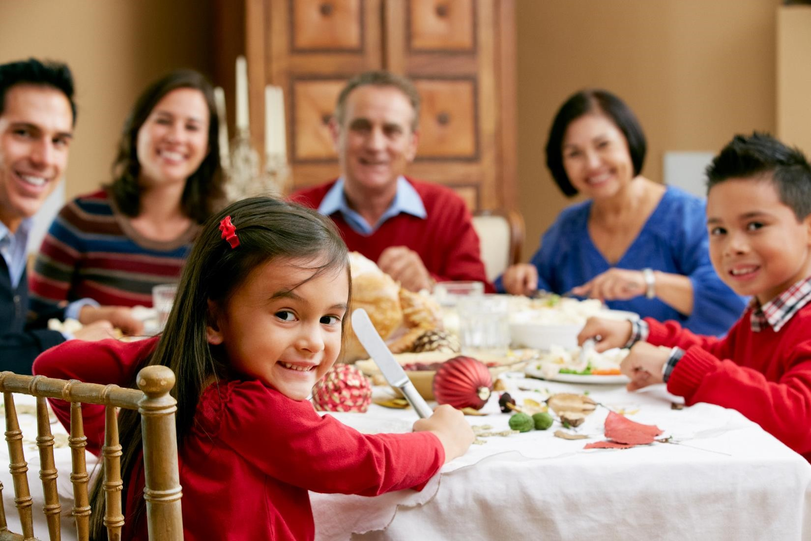 Supporting family meals around the world